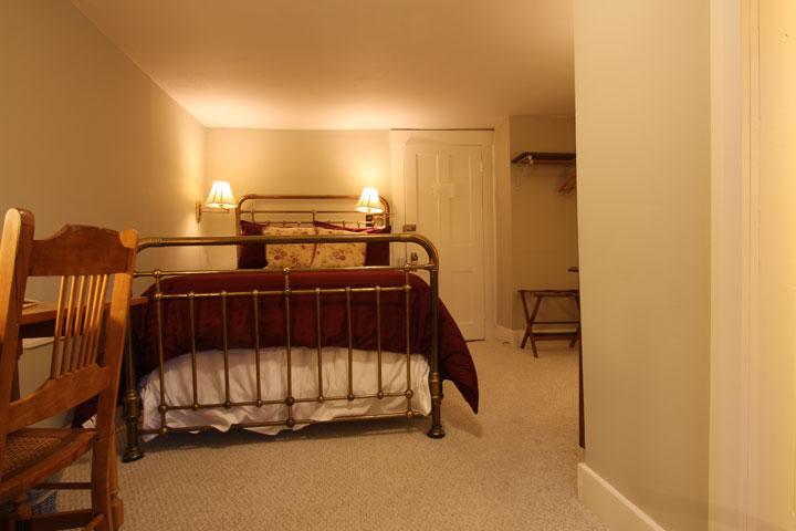 Eileen Bed 1 | Follansbee Inn, Lake Sunapee, NH