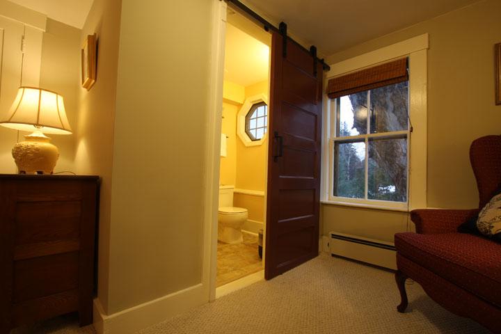 Eileen Bathroom 1 | Follansbee Inn, Lake Sunapee, NH