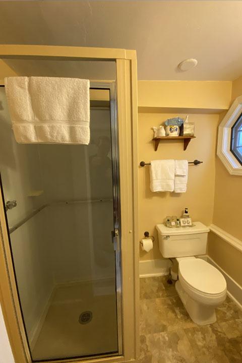Eileen Bathroom 3 | Follansbee Inn, Lake Sunapee, NH