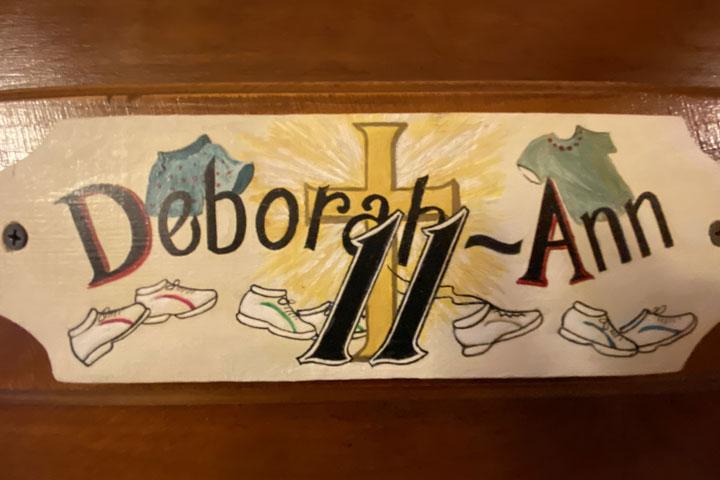 Deborah Ann Wooden Description | Follansbee Inn, Lake Sunapee, NH