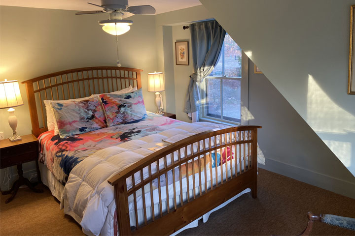 Alma Family Suite   Follansbee Inn, Kazer Lake, NH