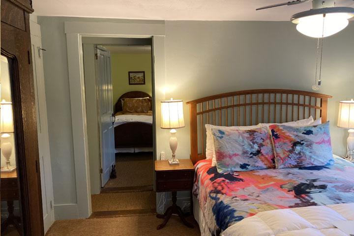 Alma & Rubygail Connection Room 1 | Follansbee Inn, Lake Sunapee, NH