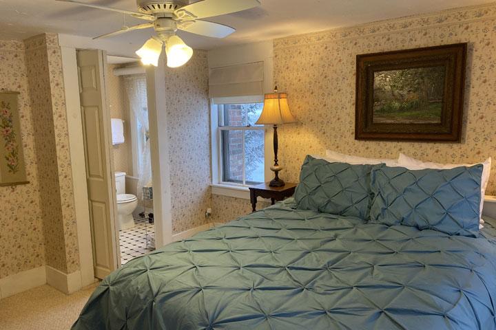 Nancy Bed 1 | Follansbee Inn, Lake Sunapee, NH