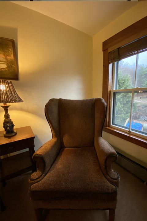 Parker Chair | Follansbee Inn, Lake Sunapee, NH