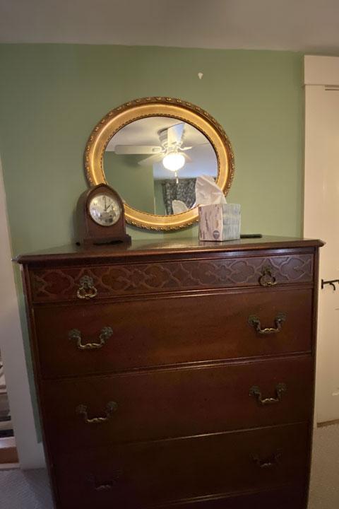 Talbot Cabinet | Follansbee Inn, Lake Sunapee, NH