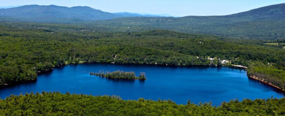 Kezar Lake, New Hampshire: Follansbee Inn