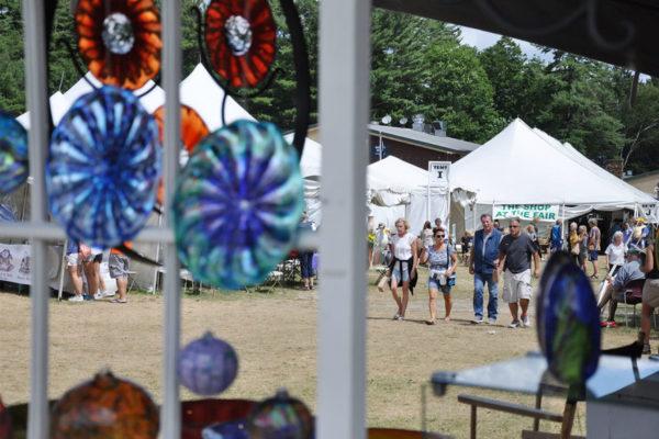 New Hampshire Arts & Entertainment: Follansbee Inn, New Sutton, NH B&B
