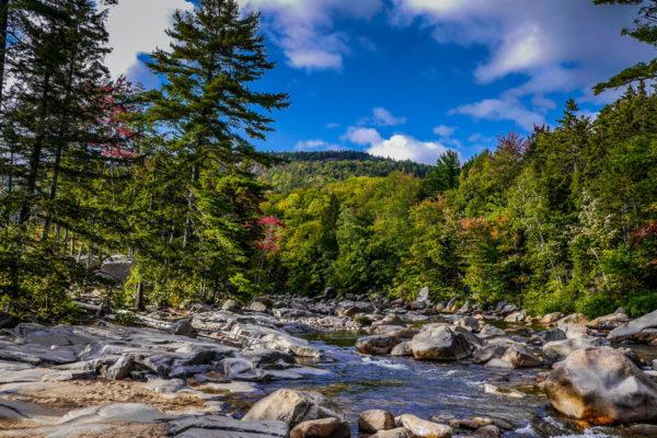 New Hampshire Hiking: Follansbee Inn, B&B in NH