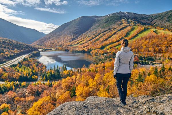 New Hampshire Hiking: Follansbee Inn, B&B in N