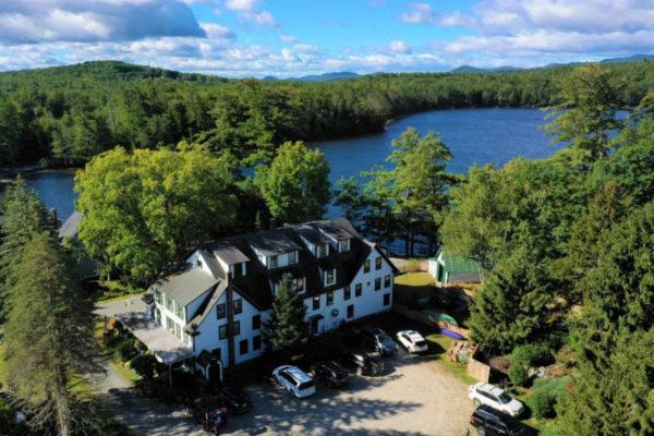 Kezar Lake Activities: Follansbee Inn, North Sutton, NH B&B