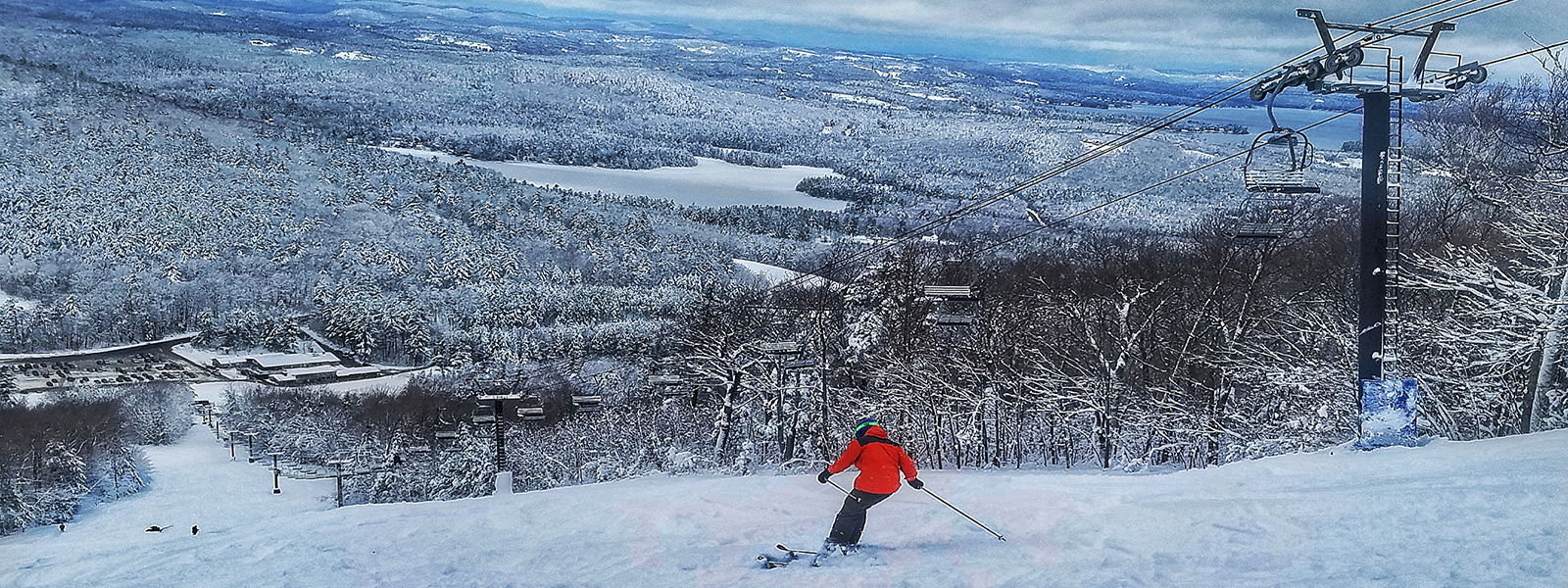 Skiing and Winter Activities: Follansbee Inn, North Sutton, NH B&B