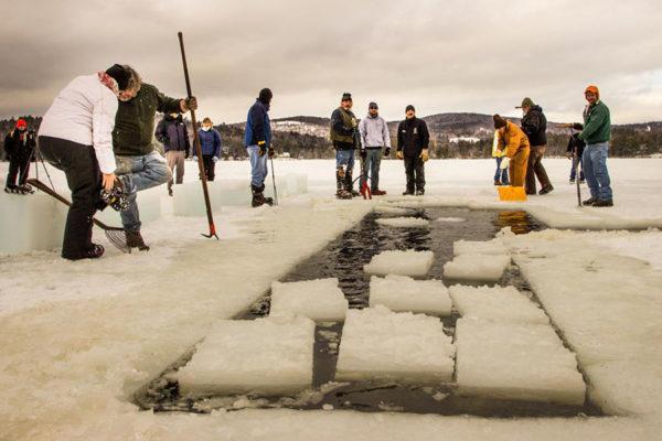 New Hampshire B&B Follansbee Inn: Winter Sports, Skiing and Activities